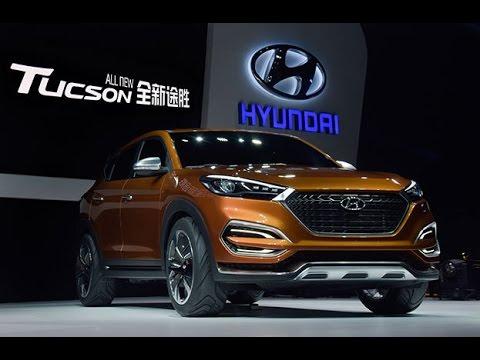 Hyundai tucson sẽ được lắp ráp tại Việt Nam