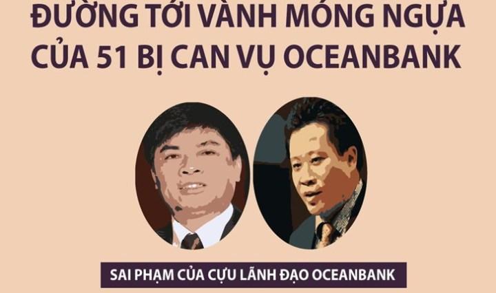 chủ tịch HĐQT Oceanbank