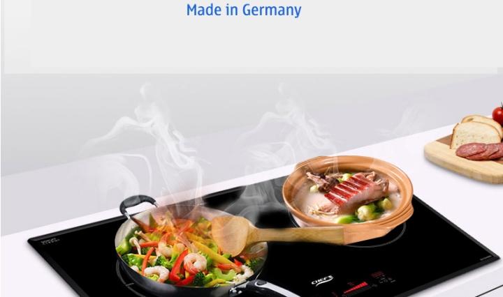bếp từ chefs eh dih888p 2018