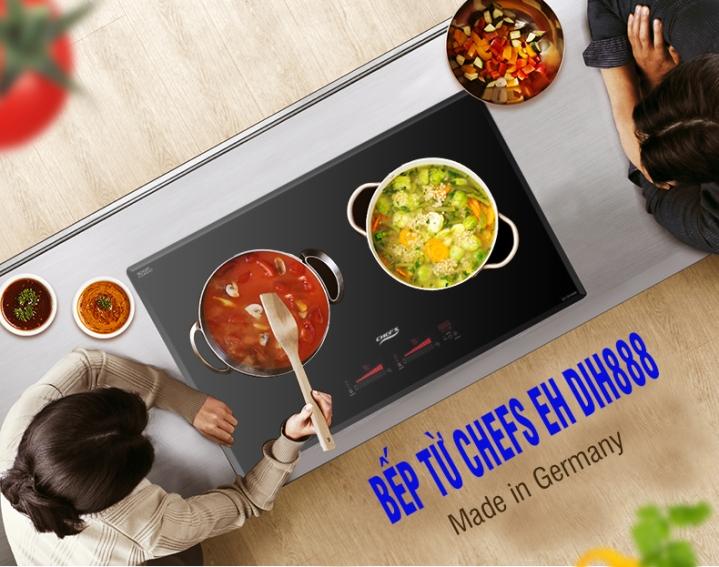 lý do nên mua bếp từ chefs eh dih888