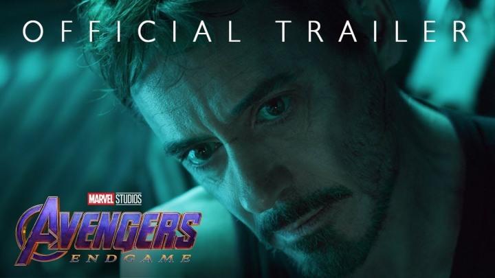 trailer avenger: endgame