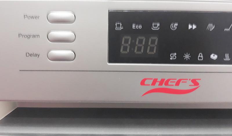 máy rửa bát chefs
