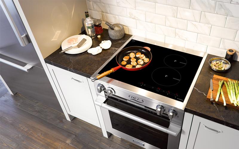 bếp điện từ chefs eh mix545n