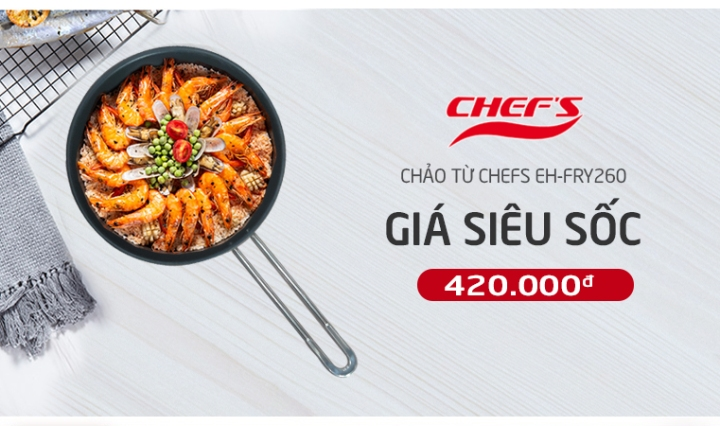 chảo từ chefs
