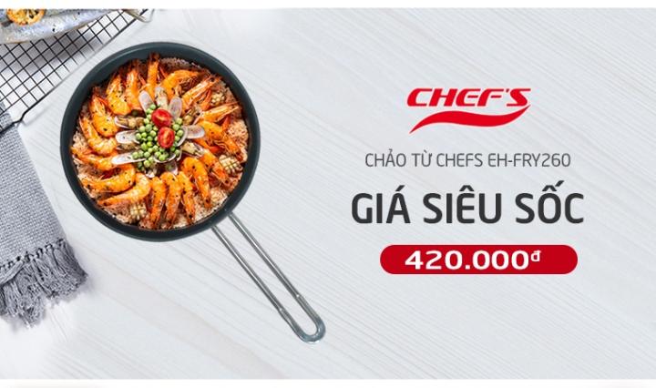 chảo từ chefs