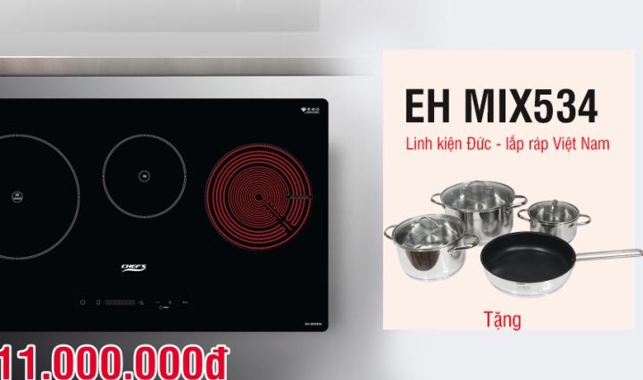 bếp điện từ chefs eh mix534