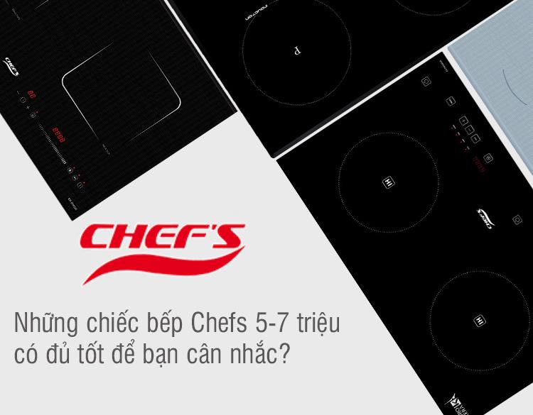 có nên mua bếp từ chefs giá rẻ-3
