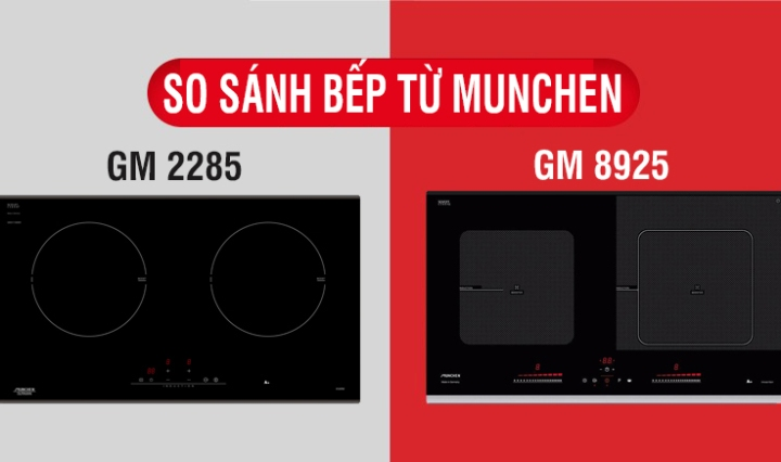 SO SÁNH MUNCHEN GM 2285 VS GM 8925