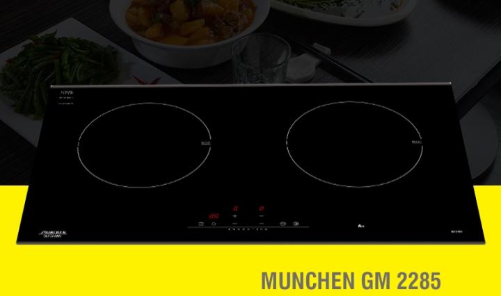tính năng bếp munchen gm 2285-2