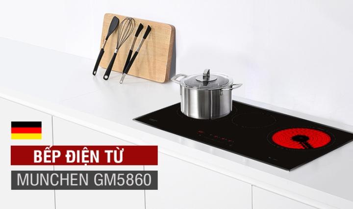 bếp điện từ munchen gm 5860-3