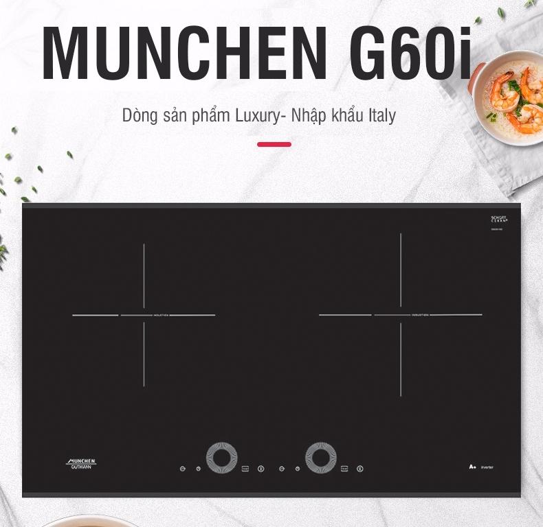 bếp từ munchen g60i