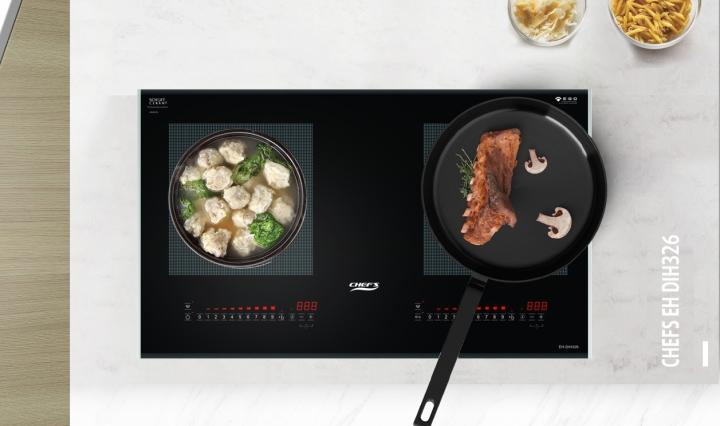 4 tính năng trên bếp từ chefs eh dih326-3