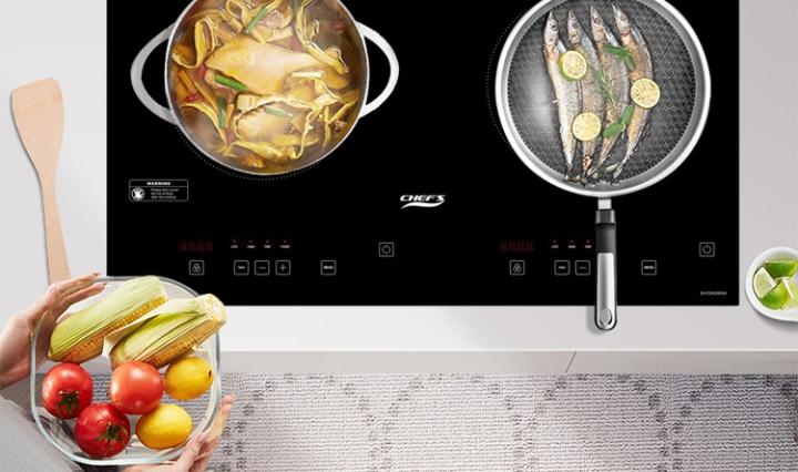 bếp từ chefs eh dih2000a