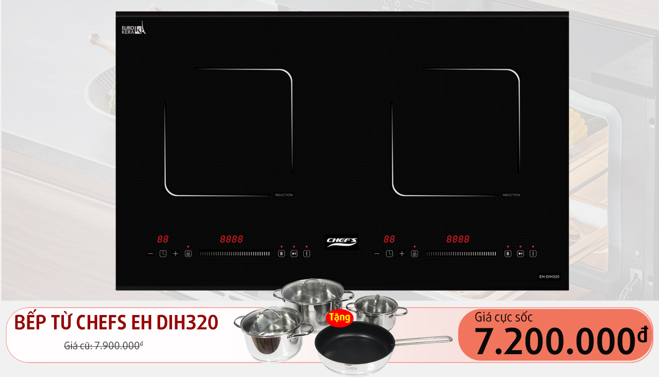 bếp từ chefs eh dih320